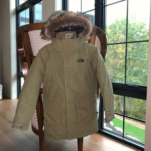 The North Face boys youth Mcmurdo Parka jacket